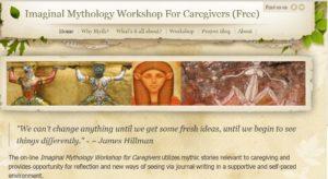 Imaginal Mythology Workshop for Caregivers